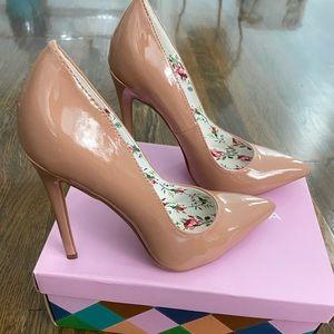 Irma Taupe Heels